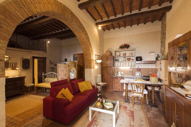 ORTENSIA Appartamento Openspace x3